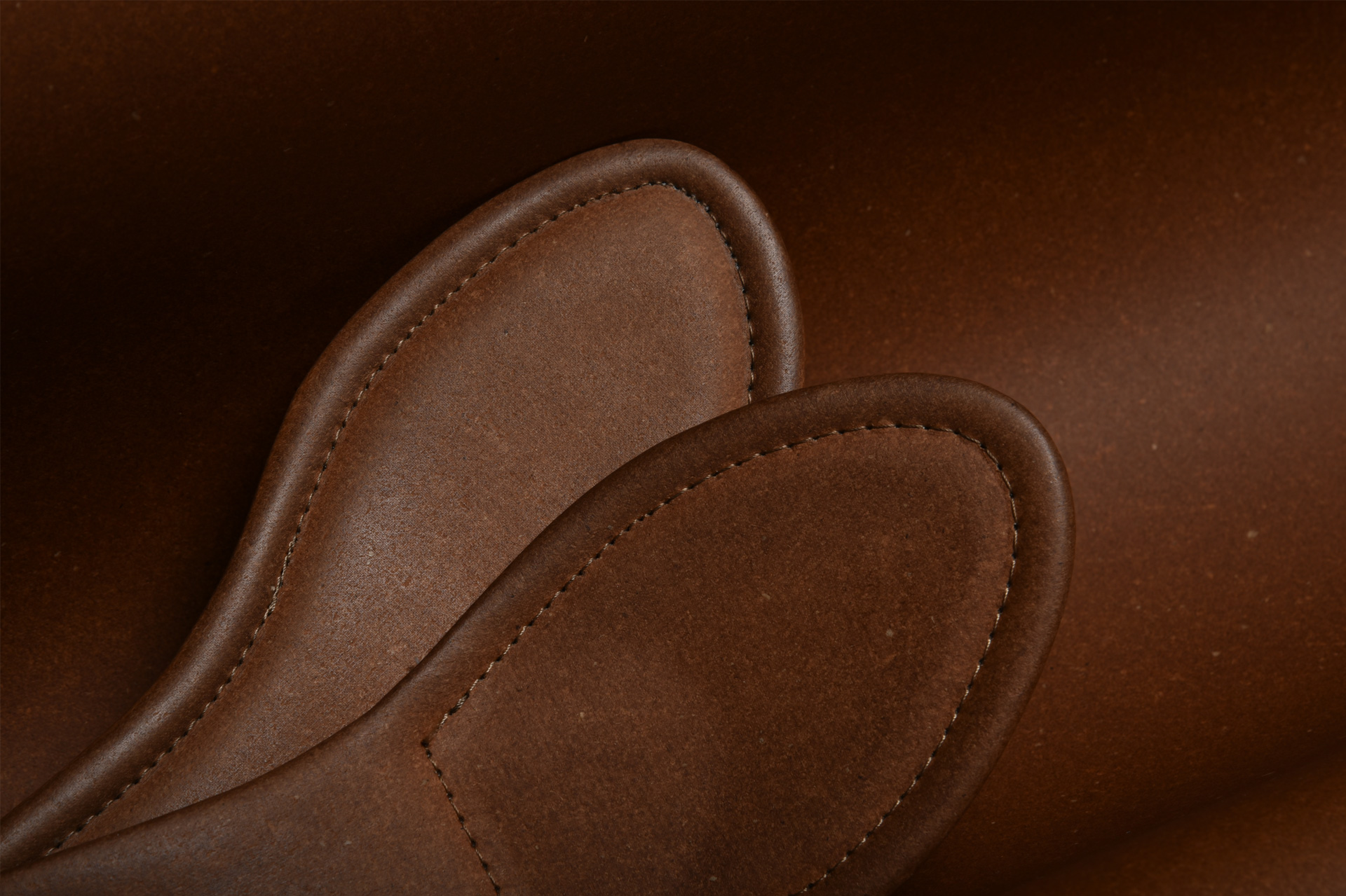 Regenerated leather is used in leather goods and footwear also as reinforcement